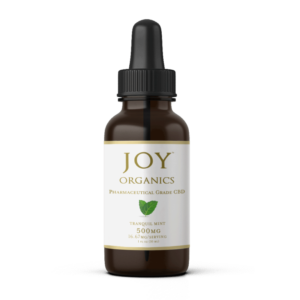 Joy Organics CBD Oil Tincture