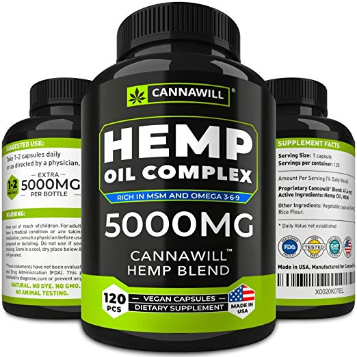 Best CBD Softgel Capsules - (MUST Read Before You Buy)