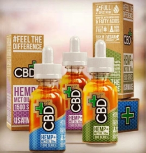 CBD fx Products