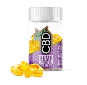 CBD fx soft gel image 1