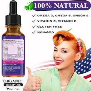 Cultivax CBD Oil 2