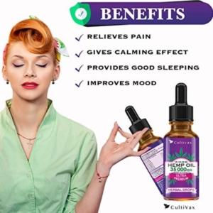 Cultivax CBD Oil 3