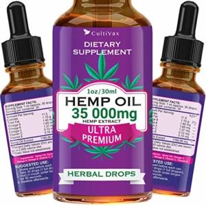 Cultivax Hemp Oil 1
