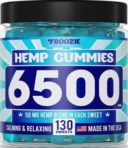 Froozie Hemp Gummies