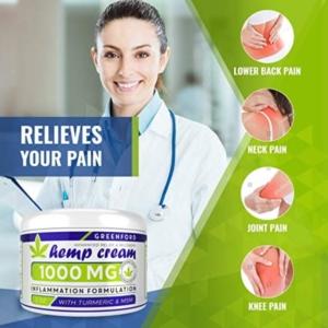 Greenford Hemp Cream 2