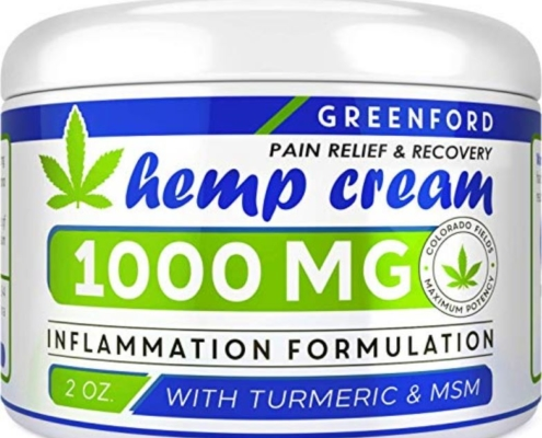 Greenford Hemp Cream