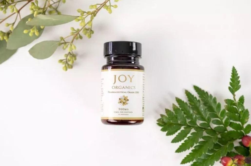 Joy Organics CBD Softgels Review