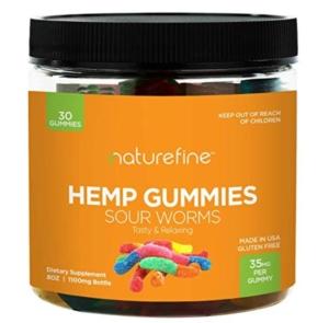 Nature Fine Hemp Gummies