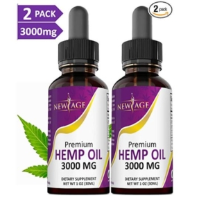 New Age Hemp Oil 3000mg