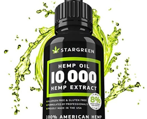 Stargreen Hemp Oil 1