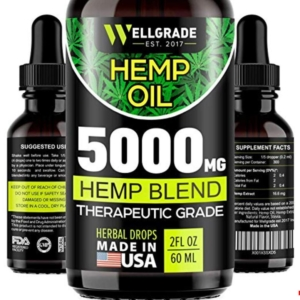 Wellgrade Hemp Oil