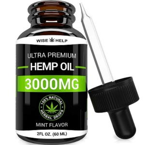 Wisehelp hemp oil