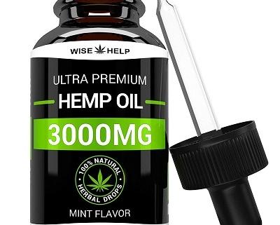 Wisehelp hemp oil