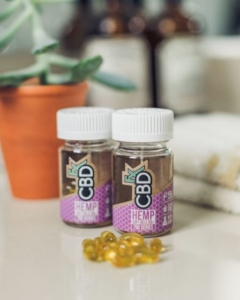 cbdfx softgels