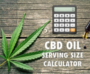 CBD Oil Calculator