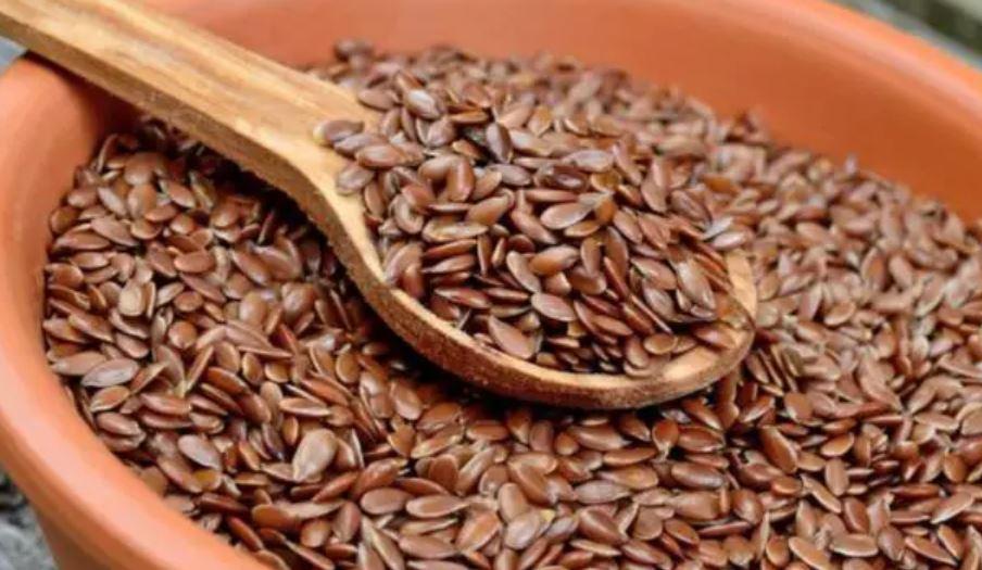 Flax Seeds Image