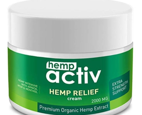 Hemp Active Hemp Relief Cream