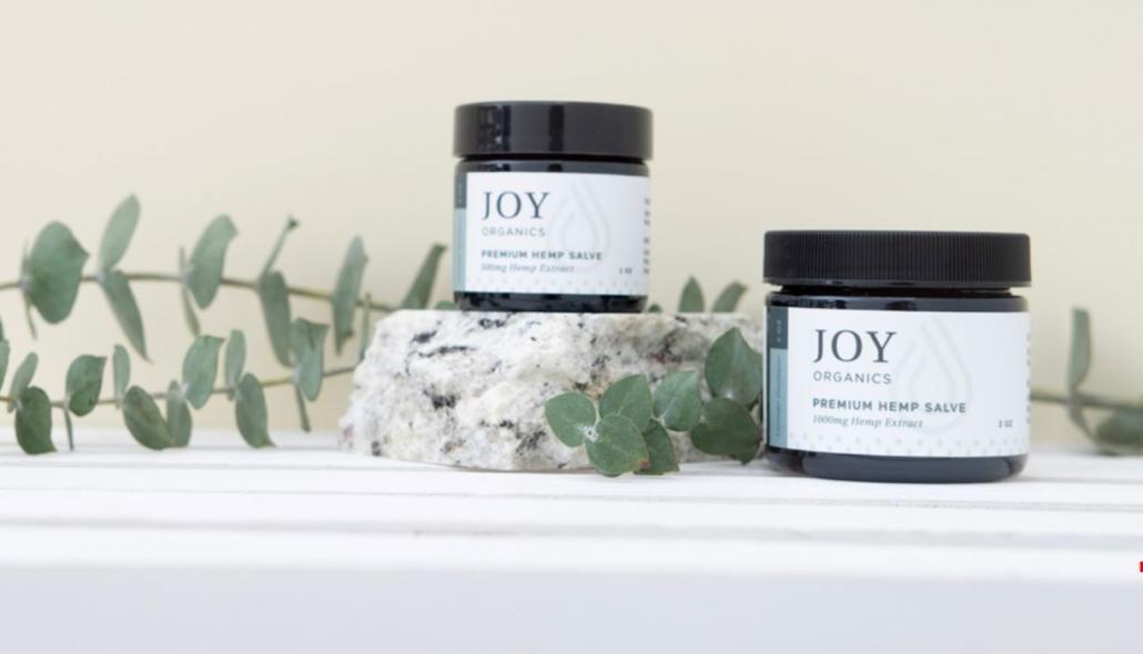 Joy Organics Hemp Salve