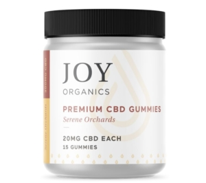 Joy Organics Premium CBd Gummies