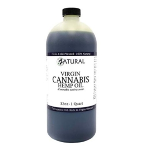 Zatural Cannabis Oil 32oz