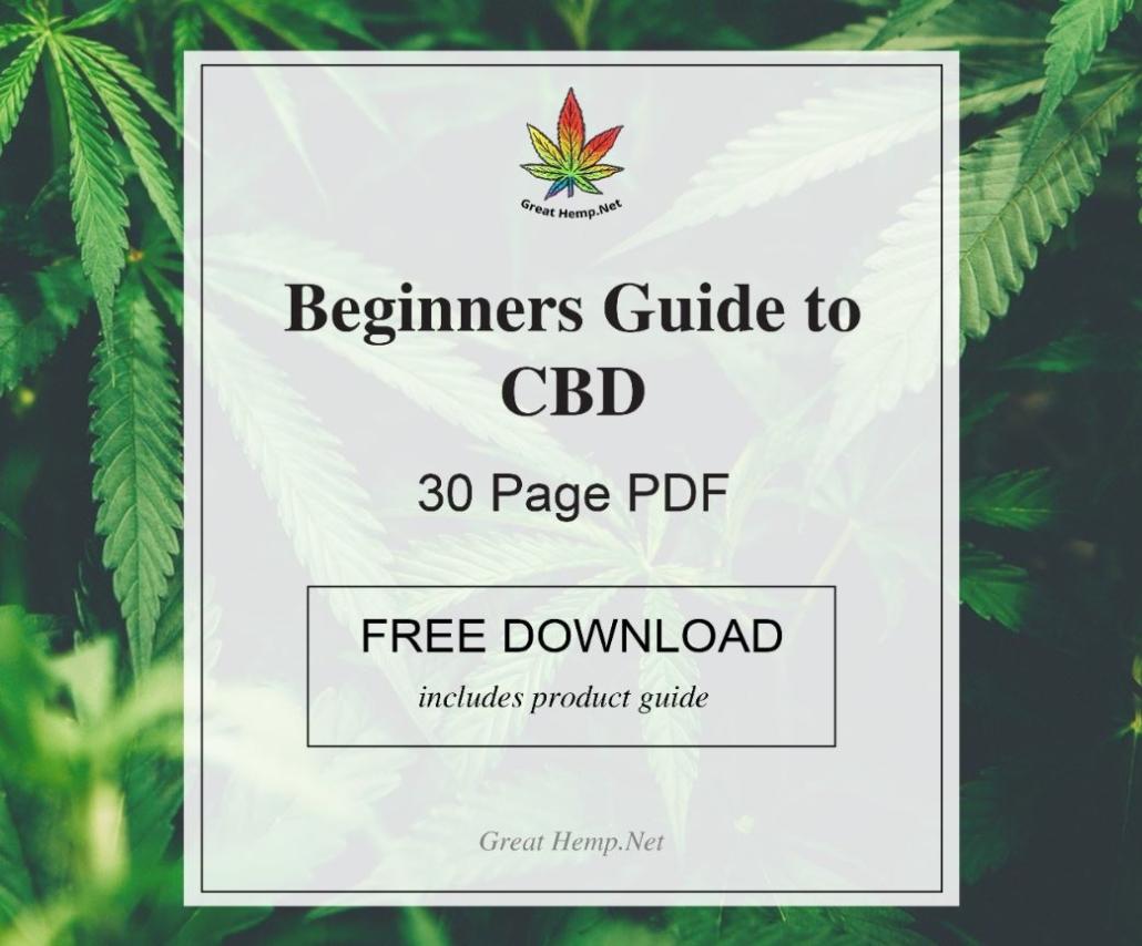 CBD Beginners Guide Image