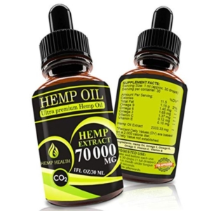 Hemp Health Hemp Oil