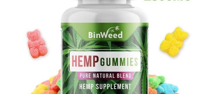 Bin Weed Hemp Gummies