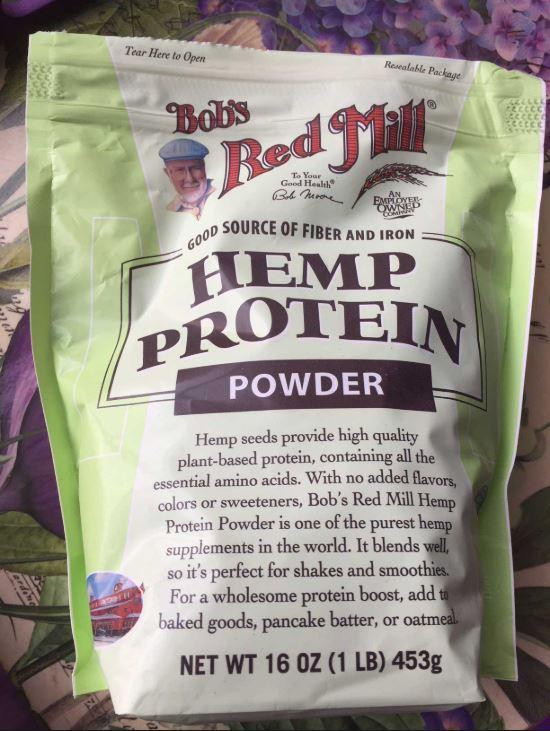 Bobs Red Mill Hemp Protein 3