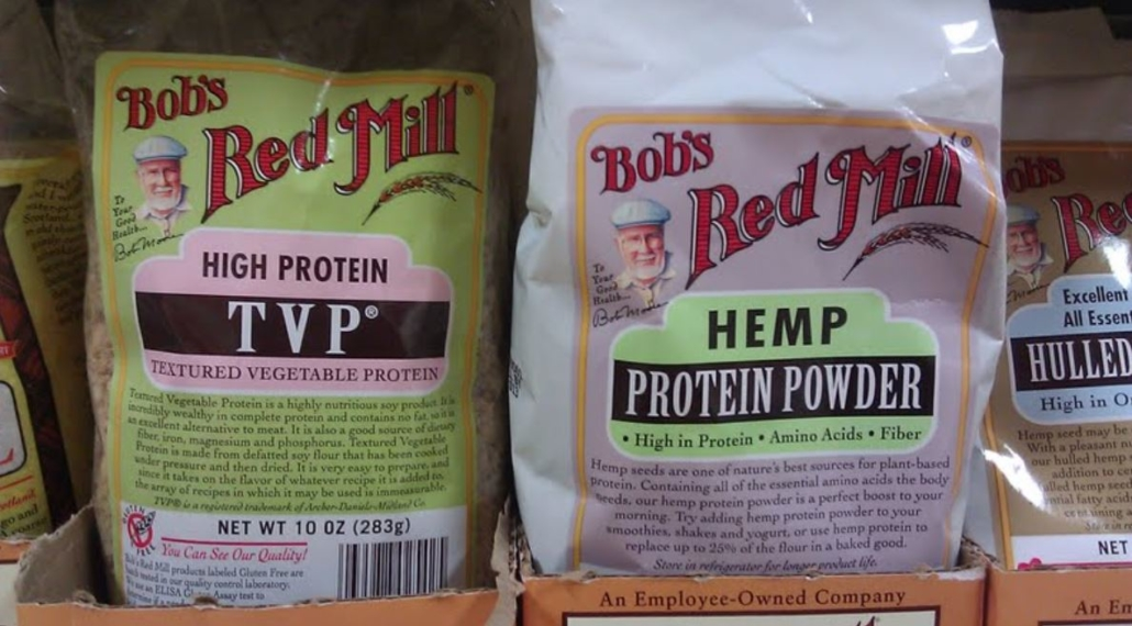 Bobs Red Mill Hemp Protein 4