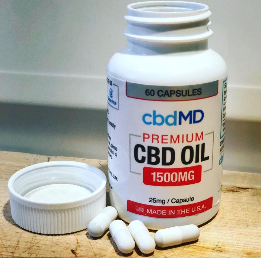 CBDmd Capsules 2