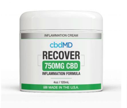 CBDmd Recover Cream