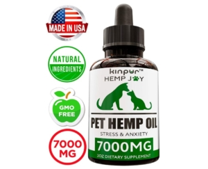 Hemp Joy Pet Hemp Oil