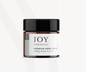 Joy Organics CBD Salve