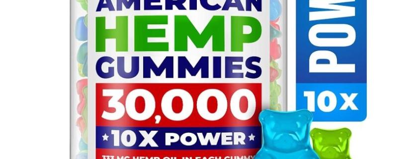 Keylor Nutrition Hemp Gummies