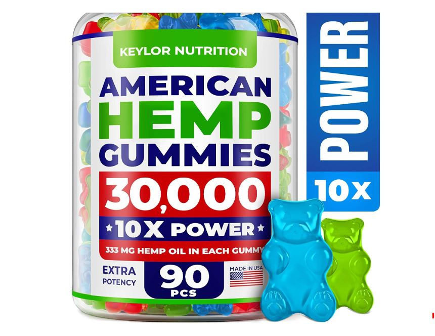 Keylor Nutrition Hemp Gummies