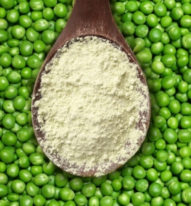 Pea Protein Side Image