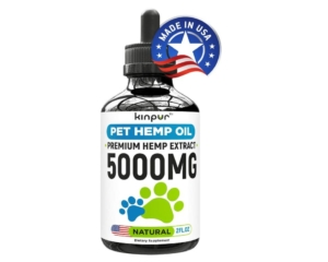 Pet Hemp Oil Kinpur