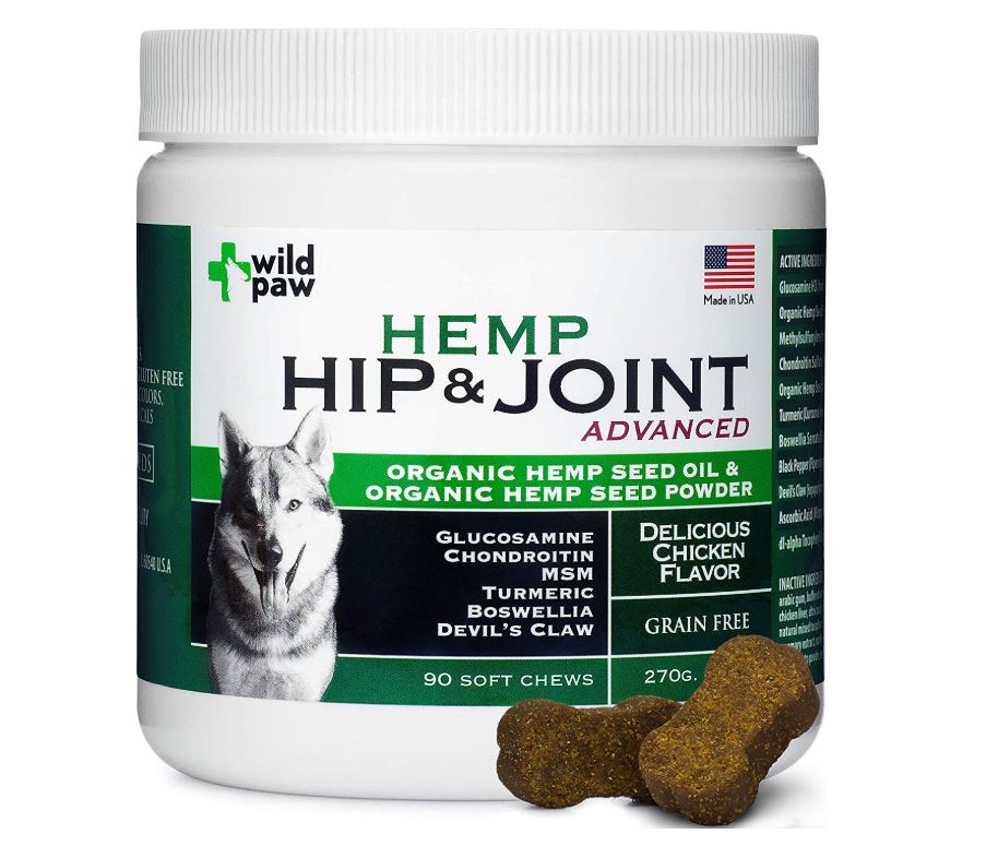 Wild Paw Hemp Chews