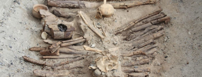 Burnt Cannabis Residue Found in Ancient Chinese Burial Ground