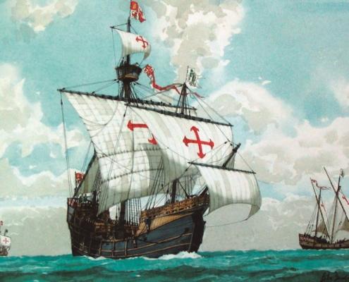 Columbus Hemp Sails