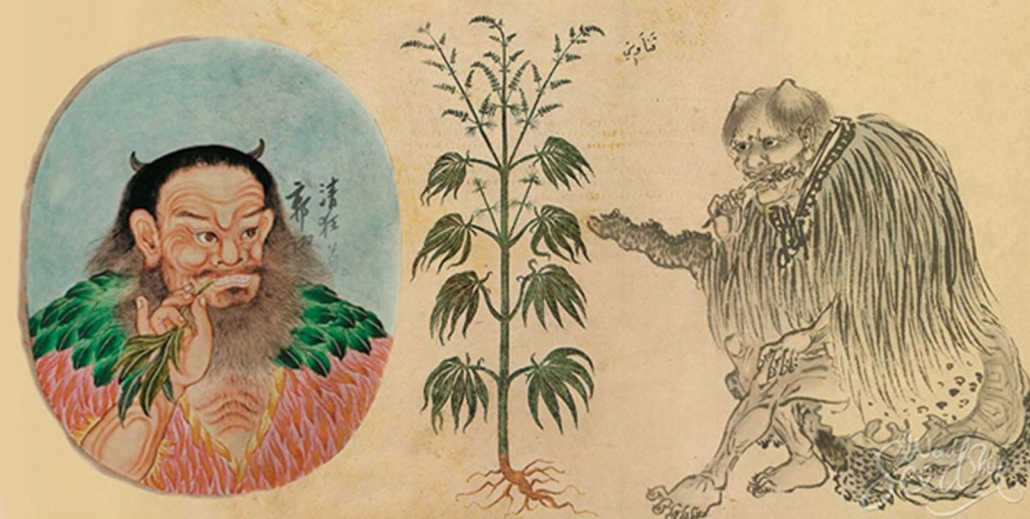 Hemp History In Ancient China