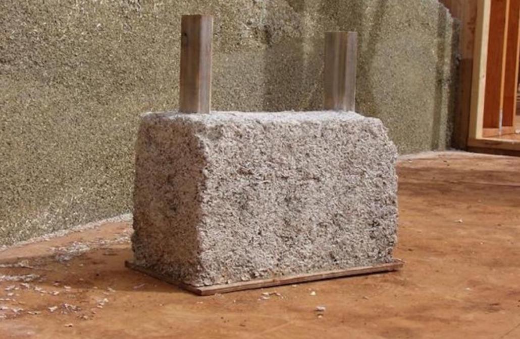 Hempcrete Block