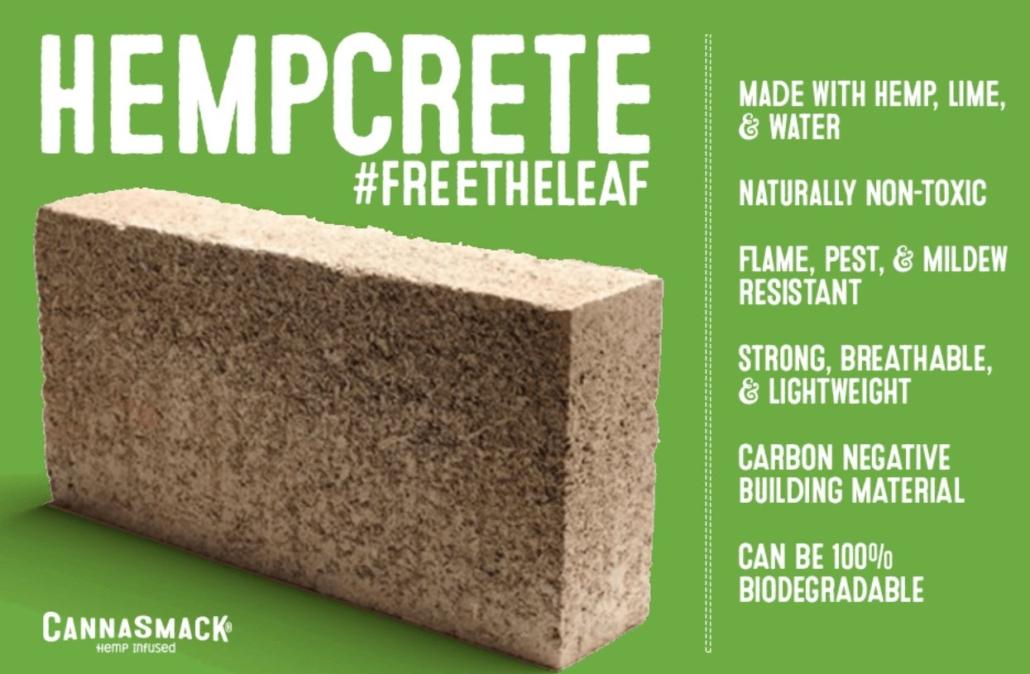 Hempcrete Blocks Image