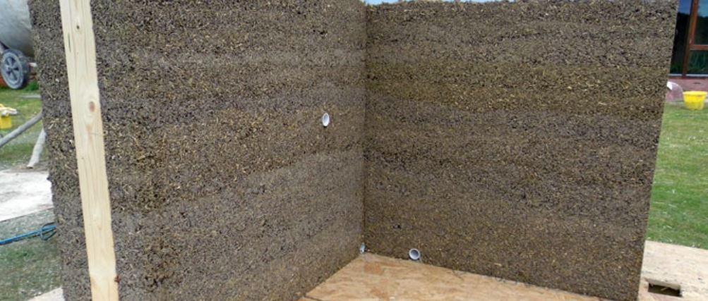 Hempcrete Wall 2