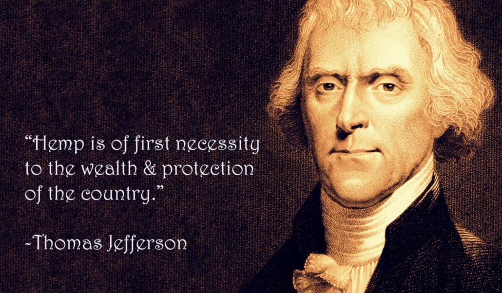 Jefferson Hemp Quote