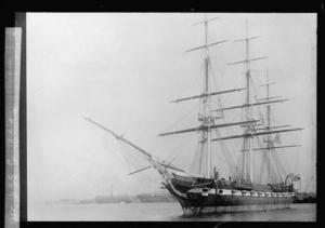 USS Constitution Docked