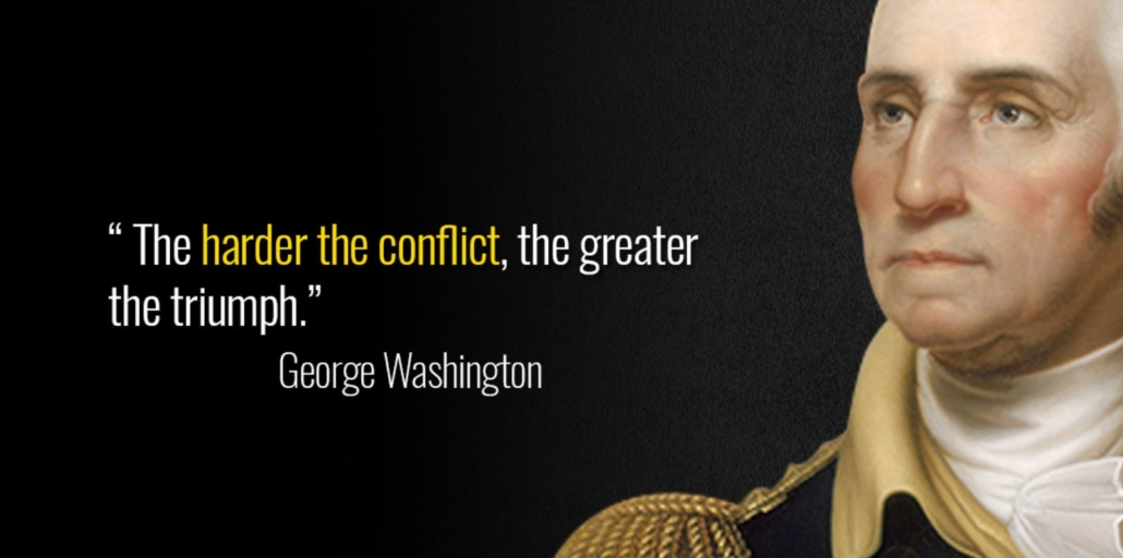 Washington Quote 4