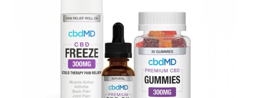 CBDmd Rejuvenation Bundle