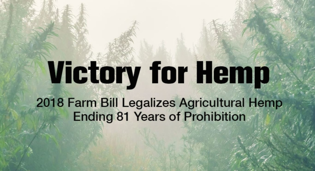 End To hemp Prohibition