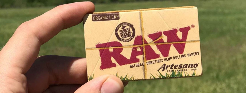 Hemp Rolling papers 2